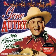 Gene Autry - His Christmas Album [New CD]