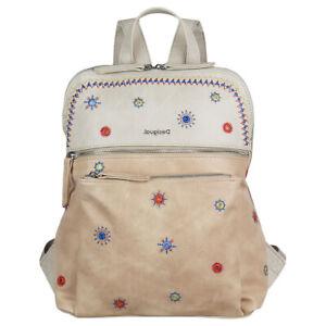 Desigual Damen Rucksack Daypack Backpack Back Cristal Moon Nanaimo 21SAKP07