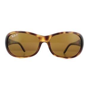 Ray-Ban Sunglasses RB4061 642/57 Havana Brown Polarized