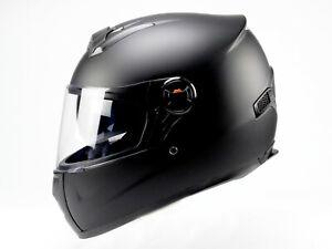 Integral-2, Helm Integralhelm Motorradhelm mit integrierter Sonnenschutz verschi