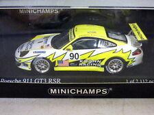 Minichamps Porsche 911 GT3 RSR Bergmeister / Jonsson / Krohn 24hrs Le Mans 2006