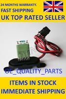 Interior Blower Fan Resistor Unit Regulator Heater Motor DRS23012 DENSO