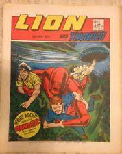 LION AND THUNDER UK COMIC. 5th May 1973. FREE UK POSTAGE.