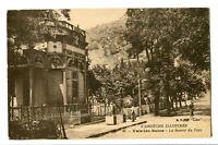 CPA 07 Ardèche Vals-les-Bains La Source du Parc animé