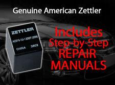 Zettler AZ976-1U-12DET Relay fix VZ Holden Commodore BCM - stuck indicators