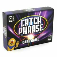Catch Phrase Card Game by Ginger Fox Games Catchphrase