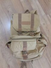 Tarion Camera Backpack Vintage Canvas Camera Bag