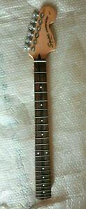 Fender Neck Strato originale, raggio 15 pollici, con meccaniche, Spedizione DHL
