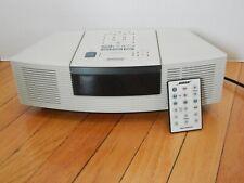 BOSE Wave Radio CD Player AM/FM with Remote AWRC-1P White