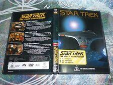 STAR TREK THE NEXT GENERATION (COLLECTORS EDITION) TNG 13 (DVD, G) (132753 A)