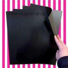 4 x A4 Magnétique Feuilles 0.85 mm flexible pour mourir de stockage Spellbinders Voiture Signes