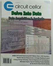 Circuit Cellar Sept 2016 Delve Into Data Acquisition Analysis FREE SHIPPING sb