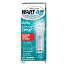 Wart off Freeze Spray 38ml