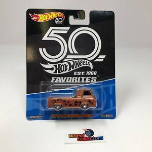 SALE!  '60's Ford Econoline Pickup * Hot Wheels 50th Favorites * ZC13