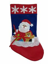 Christmas Stockings for Kids-Set of 3-Family Fireplace Decorations , NEW