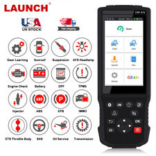 LAUNCH CRP479 OBD2 ABS SRS TPMS Oil DPF Car Scanner Automotive Diagnostic tool