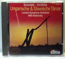 Ungarische & Slawische Tanze: Boskovsky (Belart) (cd6381)