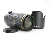 Pentax SMC DA* 60-250 mm 4.0 ED (IF) SDM + TOP (223097)