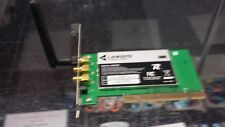 Cisco Linksys PCI Video WIRELWESS  Card High Profile WMP300N