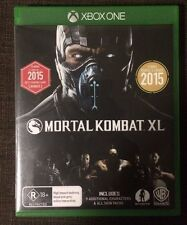 Mortal Kombat XL | Xbox One | Very Good Condition