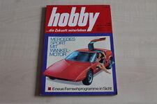 156628) Triumph 2500 P I - Hobby 12/1969