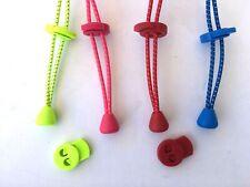 Elastic Shoelaces Running Shoe Lock Laces Triathlon Jogging Trainers 20 Styles
