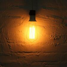 E27 25W Edison ST64 Retro Lights Filament LED 220V Incandescent Light Bulb