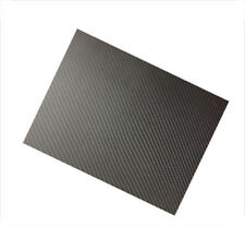 400*500*1mm 100% Carbon Fiber Plate Panel Sheet 3K Weave Glossy For DIY Material