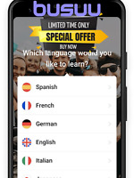 Busuu Premium APP All Languages and Premium Features Unlocked [ANDROID Only]