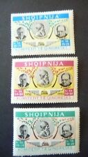 1952 Mlh Air Mail stamps from Albania