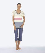 Triumph Damen-Pyjama-Sets aus Baumwolle