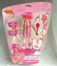 Lazy Town Stephanie Figure Collectable and Multiple Poses  Toy~New with Box