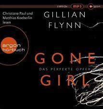 Flynn, Gillian - Gone Girl - Das perfekte Opfer (MP3-Ausgabe)