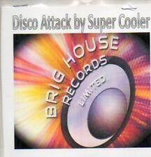 (330K) Super Cooler, Disco Attack - DJ CD
