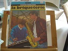 TENDRE BANLIEUE LA BRIQUETERIE TITO T3a 1991 TBE/TTBE
