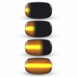 Dynamic LED Side Light Indicator Marker Lamp For Toyota Hilux Corolla Lexus RAV4