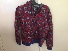 Mambo Surf Deluxe Jumper Hoodie Hooded Sweatshirt Size 14 Vintage Retro
