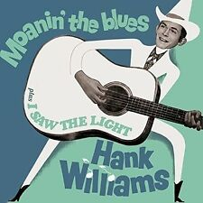 Moanin The Blues 8436559462006 by Hank Williams CD