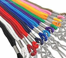 Lot 100 Round NECK Lanyards - STRAP - ID/Badge ON SALE