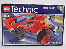 NISB Technic Lego 8247 Road Rebel 1999 Retired 44 Pieces Ages 8-12