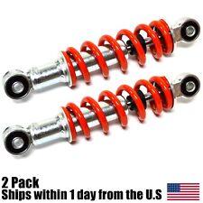 (2) Universal Shocks Go Kart Mini Bike Suspension Parts 8mm I.D