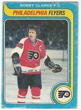 1979-80 OPC HOCKEY #125 BOBBY CLARKE - FAIR