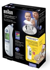 101042899 Braun ThermoScan 7 Infrarot-Ohr-Thermometer mit Spielzeug