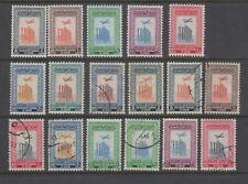 Jordan 1954 Air stamps lot