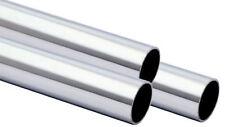20cm auf Zuschnitt K240 L/änge 200mm Edelstahl Rundrohr V2A /Ø 15x1,5mm