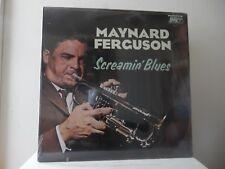 "MAYNARD FERGUSON - SCREAMIN' BLUES - MAINSTREAM RECORDS-MRL-316 - ""SEALED"""