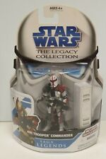 STAR WARS ARC TROOPER COMMANDER ACTION FIGURE LEGACY COLLECTION SEALED