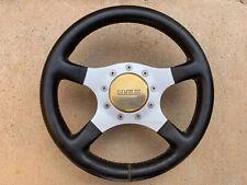 Formuling France Marine Steering Wheel Vintage 4 Spoke Sport Gambler Oem