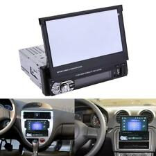 "7"" Car DVD Player GPS Nav Radio TFT MP5 Player Telescopic Touch Screen Bluetooth"
