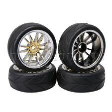 4PCS Pfeil Grain Reifen für RC1: 10 On Road Racing Car 12 mm Wheel Drive Hex